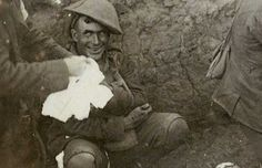 Trenches on the Western Front were little more than mud ditches crawling with disease and vermin, filled with stagnant water and all too often the bodies of fallen comrades.