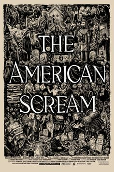 The American Scream - Documentary about the many families in Fairhaven, Massachusetts that turn their homes into haunted houses during Halloween.