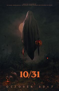 Exclusive: Halloween Horror Anthology 10/31 Gets a Killer Poster - Dread Central