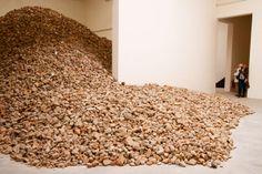 Lara Almarcegui, Venice Biennale, 2013