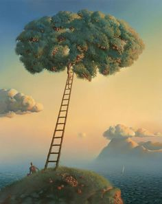 Vladimir Kush                    Vladimir Kush is a Russian-born surrealist painter and sculptor, although he prefers to refer to his art as...