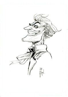 Joker by Guillem March