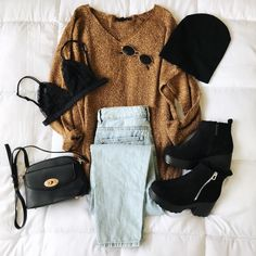 How To Wear Fall Outfits Shoes 39 Trendy Ideas Teen Fashion, Winter Fashion, Fashion Outfits, Womens Fashion, Petite Fashion, Curvy Fashion, Style Fashion, Fall Winter Outfits, Summer Outfits