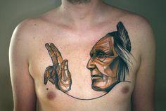Peter Aurisch – Various Tattoos