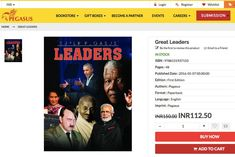 Indian Childrens Book Lists Hitler as Leader Who Will Inspire You