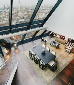 Attraktiv Strata Tower Penthouse By BFLS Architects Will Pryce   Architecture And  Home Decor   Bedroom   Bathroom   Kitchen And Living Room Interior Design  Decorating ...