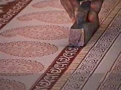 Image result for wood block print fabric