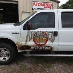 Canton Texas Auto Body Custom Paint - Atomized Industry