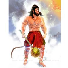 Image may contain: 1 person, standing Lord Hanuman Wallpapers, Lord Shiva Hd Wallpaper, Hanuman Chalisa, Shri Ganesh, Lord Rama Images, Hanuman Images, God Pictures, Indian Gods, Best Friends