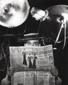 Buster Keaton, 1931 Art Print by George Hurrell Easyart.com £35
