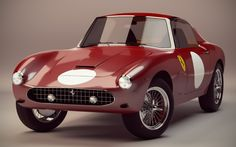 Ferrari 250 gt - 3D model