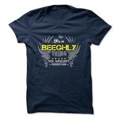 hot BEEGHLY tshirt, hoodie. Never Underestimate the Power of BEEGHLY