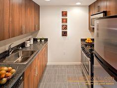 avalon fort green galley kitchen