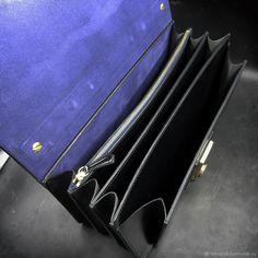 Мужские сумки ручной работы. Борсетка XL, мод 1. Labour. Ярмарка Мастеров. Английский стиль, английский винтаж, замша