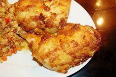 Udka kurczaka pieczone w majonezie i czosnku Ta niezwykła potrawa powstała , w wyniku braków..a no tak , zabrakło mi oleju , więc nie było na czym smażyć , a majonez był najtłustszą rzeczą jaką znalazłam w domu – oprócz naszego kota No i łatwiej było użyć majonezu , niż … Podziel się: