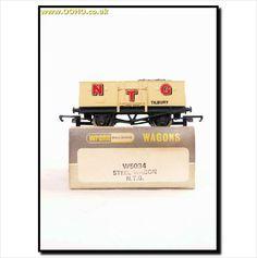 WRENN W5034 - NTG North Thames Gas STEEL SIDED WAGON on eBid United Kingdom