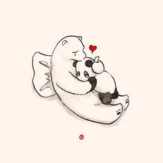 «Top Up!» de Panda And Polar Bear