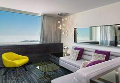 The Glittering W Lakeshore Hotel