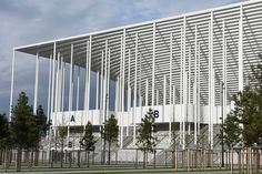The New Bordeaux Stadium (Bordeaux, France) - 建築コンペ・イベント情報 --【KENCHIKU】