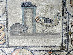 Aquileia, Italy. Helen Miles Mosaics