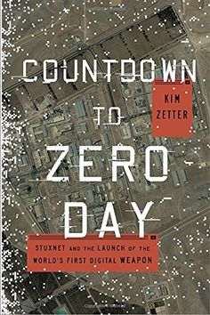 71 best recommended reading images on pinterest recommended countdown to zero day stuxnet and the launch of the worlds first digital weapon by fandeluxe Gallery