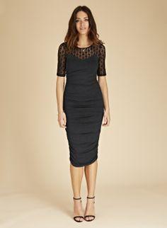 Alexandra Lace Dress