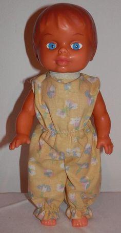 Gumotex Bodo, Creepy Dolls, Doll Face, Ronald Mcdonald, Disney Characters, Fictional Characters, Sculpture, Retro, Disney Princess