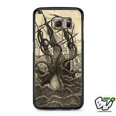 Classic Octopus Samsung Galaxy S6 Case