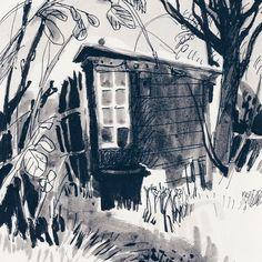 Garden cottage hideaways