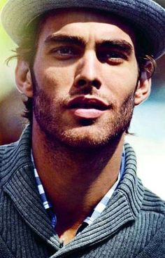 Good-looking and attrative spanish' model, Jon Kortajarena.