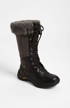 UGG® Australia 'Adirondack' Tall Boot (Women) available at #Nordstrom