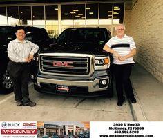 #HappyBirthday to John from Ricky Barnes at McKinney Buick GMC!  https://deliverymaxx.com/DealerReviews.aspx?DealerCode=ZAKC  #HappyBirthday #McKinneyBuickGMC