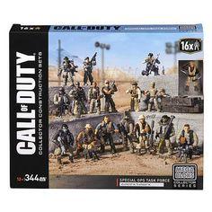 ToyzMag.com » Mega Bloks Call of Duty : un nouveau set aux US