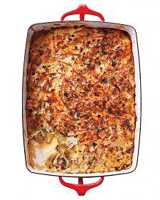 Hash-brown Casserole Recipe | Martha Stewart | nice brunch in the holidays