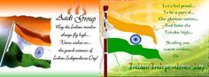 Aadi Info Solutions Pvt. Ltd, Wishes a very Happy Independence day 2013 to everybody. Know more about Aadi Info Solutions, Log Onto - www.aadiweb.com