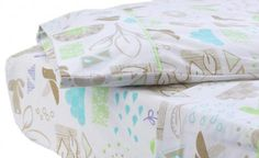 Utopia 3 piece Cot Sheet Set by Bubba Blue