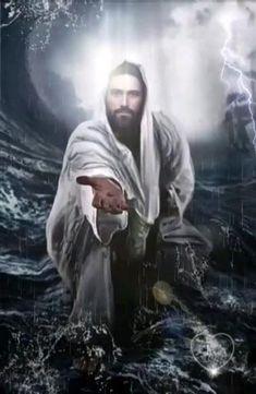 Jesus Christ Painting, Jesus Art, Christian Art, Christian Quotes, Jesus Drawings, Religion, Pictures Of Jesus Christ, Images Of Christ, Jesus Wallpaper