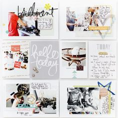 Project Life | Week 22 #projectlife #scrapbook