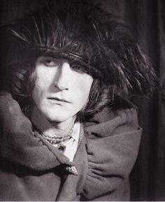 Portrait of Rrose Sélavy, 1921