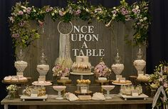 Styled by Once upon a table https://www.facebook.com/onceuponatableevents