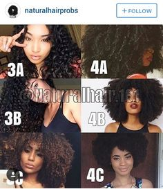 The most accurate of posts regarding hair typing the abc method. I personally type curls by the curls that form during wash n' go styles. The most accurate of posts regarding hair typing the Natural Hair Types, Pelo Natural, Natural Hair Growth, Natural Hair Journey, Natural Curls, Natural Beauty, Natural Hair Type Chart, Natural Black Hair, 4a Hair Type