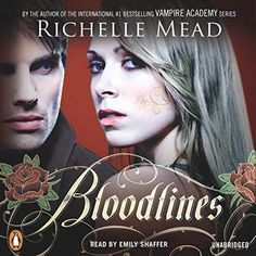 Listen Free Bloodlines From bestselling author Richelle Mead audio book. The Glittering Court, Rose Hathaway, House Of Night, School Stress, Best Audiobooks, New Teen, Vampire Academy, Penguin Random House, Book Format