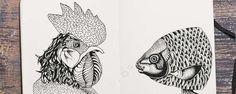Hélène Hingant/My Fish is Fresh: du graphisme à la micro-édition