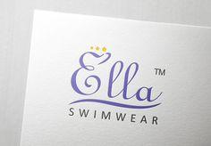 Logo Design from Ella Swim/ Ella Swimwear contest
