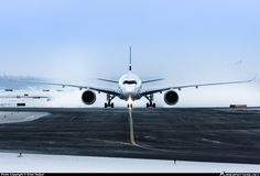Finnair Airbus A350-941XWB (registered OH-LWA)