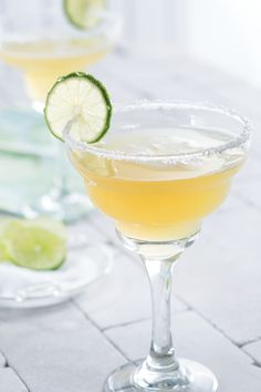 It's #NationalMargaritaDay! As an all-natural sweetener, honey simple syrup is a great base for any cocktail! Today we're celebrating with our Golden Honey Margarita and you can too!