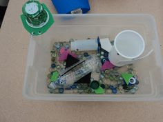 Ocean: Project based learning with kindergarteners