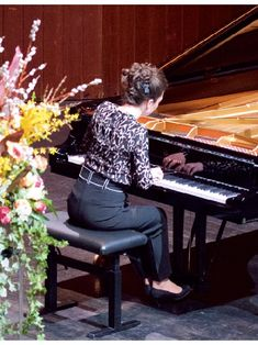 Yulianna Avdeeva in Wetzikon ZH, (series © 2018 by Rolf Kyburz. All rights reserved) B Minor, Piano Recital, Concerts, Riding Helmets, Concert