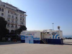 """Ο """"ΟΔΥΣΣΕΑΣ"""" πάρκαρε στην πλατεία Αριστοτέλους - http://ipop.gr/themata/vgainw/o-odisseas-parkare-stin-platia-aristotelous/"""