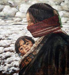 AI XUAN http://www.widewalls.ch/artist/ai-xuan/ #fine #art #realism